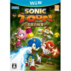 【新品】WiiUソフト ソニックトゥーン 太古の秘宝 (セ