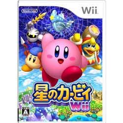 【+6月18日発送★新品】Wiiソフト 星のカービィ Wii