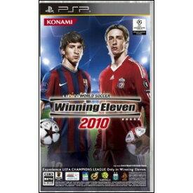 【数量限定特価★期間限定セール】PSPソフトワールドサッカー ウイニングイレブン 2010 ULJM-05513 (コナ