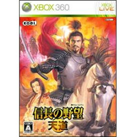 【新品】Xbox360ソフト信長の野望 天道 JES1-00021 (k 生産終了商品