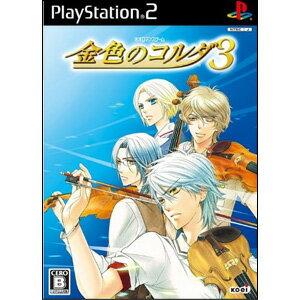【+12月10日発送★新品】PS2ソフト金色のコルダ3 通常版 SLPM-55248 (k 生産終了商品
