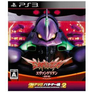 【新品】PS3ソフト激アツ!! パチゲー魂 VOL 2 「ヱヴァンゲリヲン 真実の翼」