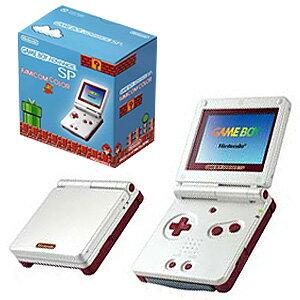 【新品】ゲームボーイアドバンスSP ファミコンカラー