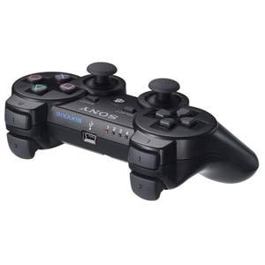 【+3月23日発送★新品】PS3周辺機器 ワイヤレスコントローラ (DUALSHOCK3) ブラック