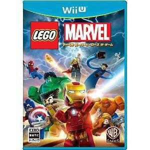 【新品★送料無料メール便】WiiUソフト LEGO (R) マーベル スーパー・ヒーローズ ザ・ゲーム (セ