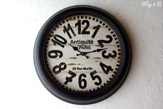 古董钟表的时钟,时钟 28 街穆里略