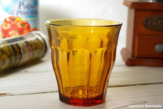 Glass glass DURALEX Picardie amber ( tumbler )