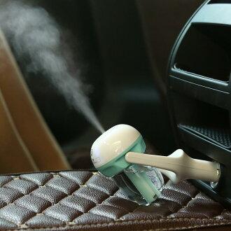供有真货天然芳香精油的★车雪茄插口使用的aromamisutodifuyuza/超声波加湿器空气清洁
