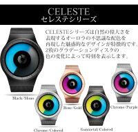 【送料無料】【日本正規代理店】ZIIIROジーロ時計セレステシルバー/パープル【ドイツデザインウォッチ】CelesteChrome/Purple腕時計Z0005WSMユニセックス対応ペアおしゃれプレゼント