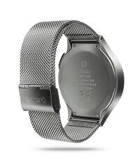 【送料無料】【ZIIIROJAPAN公式】ZIIIROジーロ時計サターン黒ブラック【ドイツデザインウォッチ】SaturnBlackl腕時計Z0008WBユニセックス対応ペアおしゃれプレゼント