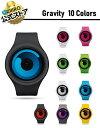 【ZIIIRO JAPAN公式】 ZIIIRO ジーロ 時計 グラビティー 全10カラー【ドイツ デザインウォッチ】Gravity 腕時計 Z0001WW ユニセックス対応 ペア おしゃれ プレゼント