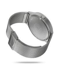 【日本正規代理店】ZIIIROジーロ時計セレステシルバー/カラー【ドイツデザインウォッチ】CelesteChrome/Color腕時計Z0005WSYG