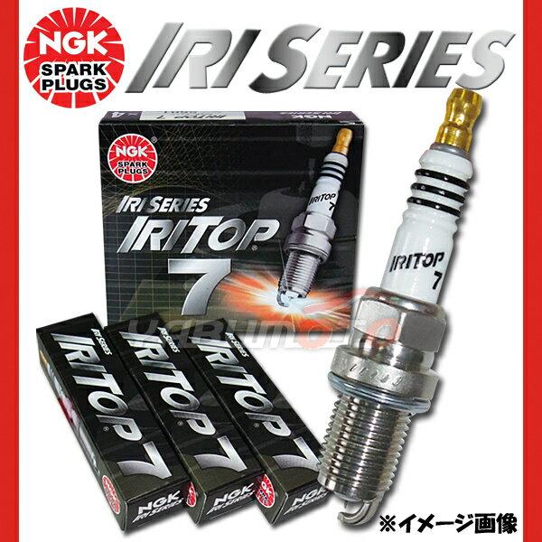日産 スカイライン BNR34 GT-R NGK 高熱価プラグ IRITOP7 5601 1本
