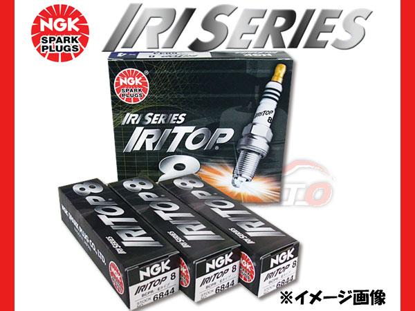 日産 スカイライン BNR34 GT-R NGK 高熱価プラグ IRITOP8 6844 1本