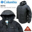 2019FW新作 [Columbia] コロンビア [メンズ]パイクレークフーデッドジャケット[S〜XL]WE0020/オムニヒート/秋冬防寒/フルジップ/カジュアル/中綿ダウンジャケットスタイル/ジ