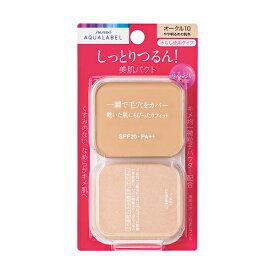 資生堂 アクアレーベル モイストパウダリー オークル10 (レフィル) 11.5g 化粧品 !