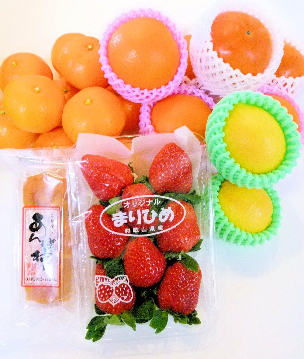 【送料無料】旬のフルーツセット/フルーツ詰め合わせ(福袋)