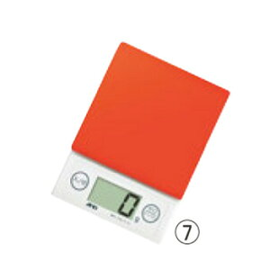 A&D ホームスケール 2kg UH-3303-R レッド【デジタルはかり】【デジタルスケール】【秤】【キッチン用品】【厨房用品】