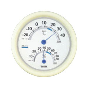温湿度計 ホワイト TT-513 WH【TANITA】【温度計】【湿度計】【計量器】【thermometer】