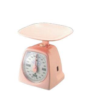 タニタ クッキングスケール タニハンド 2kg No.1437 ピンク【秤】【はかり】【計量機器】【TANITA】【業務用】【キッチン用品】【厨房用品】