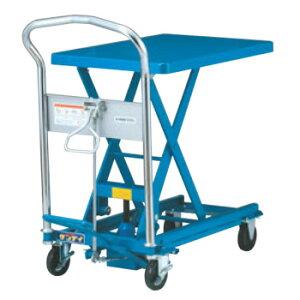 UDダンディリフト 足踏式リフト台車 UDL-150【代引き不可】【台車】【運搬台車】【キャリー】