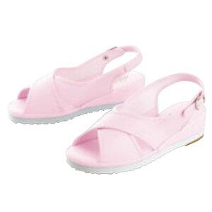ナースシューズ S-29P ピンク 24cm【ナースシューズ】【医療用シューズ】【医療用靴】