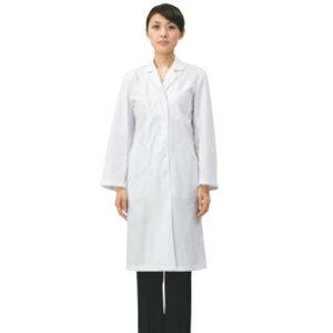 ドクターコート 女性用 3L 51-005【白衣】【ドクターウェア】【医療白衣】