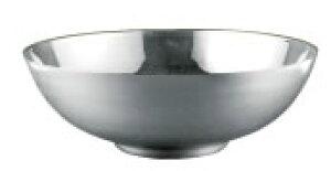 18-10 冷麺容器 SL−02 2号【ステンレス】【韓国料理】【冷麺皿】【どんぶり】【鉢】【業務用厨房機器厨房用品専門店】