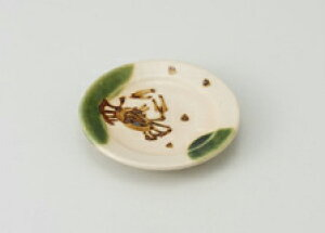 ■3個セット■織部カニ 3.0皿