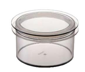 テンガ 保存容器 ラウンド PR-3 グリーン【密閉容器】【業務用保存容器】【TENGA】【DESUS】【業務用厨房機器厨房用品専門店】