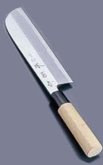 堺菊守極上鎌形薄刃15cm