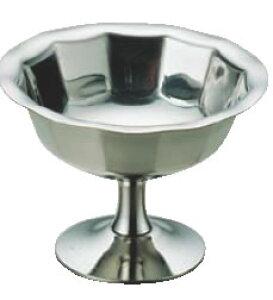(T) 18-8アイスカップ No.305【ステンレス】【シャーベットカップ】【業務用厨房機器厨房用品専門店】
