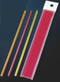 【メール便配送可能】シンビ アクリル蛍光マドラーセット M-52(5本組)レッド【バー用品】【業務用厨房機器厨房用品専門店】