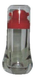 健康醤油さし ポッタン 赤【調味料入れ】【調味料ストッカー】【醤油ボトル】【業務用厨房機器厨房用品専門店】