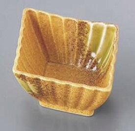 AZ4-242 信楽風菱型小鉢【美濃焼】【小鉢】【小皿】【深皿】【業務用厨房機器厨房用品専門店】