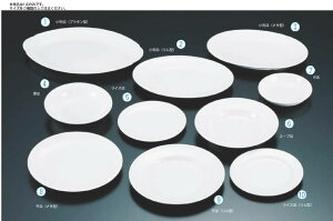 メラミン ライス皿(メタ型) No.32B 白【小皿】【取り皿】【取皿】【小分け皿】【業務用厨房機器厨房用品専門店】