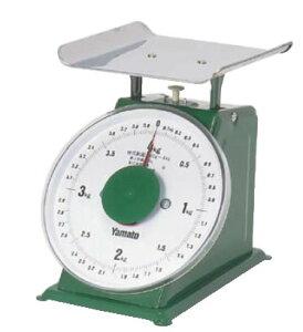 ヤマト 上皿自動はかり「中型」 並皿付 SM-2 2kg【計量器】【重量計】【測量器】【業務用厨房機器厨房用品専門店】
