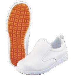 アサヒコック 101(耐油性) 白 23cm【コックシューズ】【厨房靴】【業務用厨房機器厨房用品専門店】