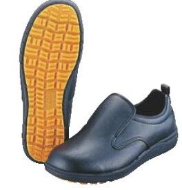 アサヒコック101(耐油性) 黒 24cm【コックシューズ】【厨房靴】【業務用厨房機器厨房用品専門店】