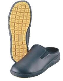 アサヒコック 102 (耐油性) 黒 22.5cm【コックシューズ】【厨房靴】【業務用厨房機器厨房用品専門店】