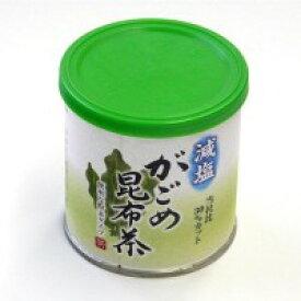 【代引き・同梱不可】マン・ネン 減塩 がごめ昆布茶 40g×10個セット【飲料】
