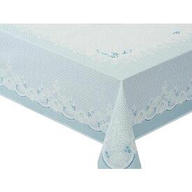 テーブルクロス コンプリートクロスシリーズ(complete) 120cm×150cm ブルー ブルージュ BL【敷物・カーテン】