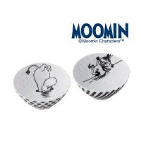 MOOMIN(ムーミン) ペアライスボウルセット MM700-455【食器】