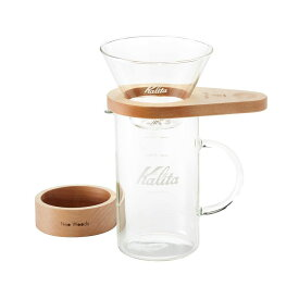 Kalita(カリタ) Oak Village&Kalita Neo Woods WDG-185 しずく型セット 44316(食器)