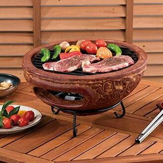 メキシコ製テーブルチムニー MCH4426【ガーデニング・花・植物・DIY】