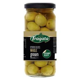 【代引き・同梱不可】Fragata(フラガタ) グリーンオリーブ 種入り 142g×12個セット【その他】