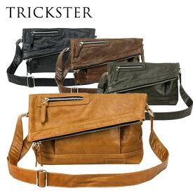 【送料無料】TRICKSTER(トリックスター)MARTIN(マーティン) tr65ショルダーバッグ ショルダーバック メンズ かばん men's shoulder bags 斜めがけバッグ ショルダーbag