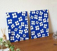 軽量ファブリックパネル2枚セット北欧almedahlsアルメダールスBelleAmie(ベラミ)94700-580:blue送料無料