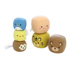 【ドッグトイ】Animal Friends キューブトイ ドッグトイ 犬のおもちゃ 犬猫 ペット用品【1】