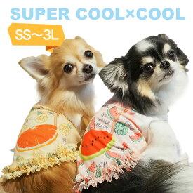 ★2020夏物新作スーパークール×クール AMERIタンク(2柄)12290 ドッグウエア 犬服 ペット用品